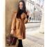 Kép 4/4 - Sydney kabát megkötővel - barna