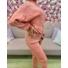 Kép 1/2 - Comfy puha melegítő szett - rózsaszín