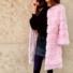 Kép 2/3 - Pastel bunda - rózsaszín