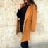Kép 2/3 - Amsterdam kabát - barna