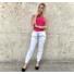 Kép 3/5 - Lollipop nadrág - fehér