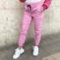 Kép 1/4 - Lollipop nadrág - rózsaszín