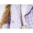 Kép 3/3 - Lavender tweed blézer