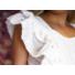 Kép 3/5 - Azalea csipkés ruha masnival