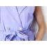 Kép 5/5 - Paris ruha megkötővel - lila