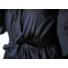Kép 2/2 - Butterfly ruha megkötővel - fekete