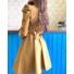 Kép 2/2 - Winter ruha - barna
