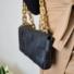 Kép 2/4 - Milan fekete láncos táska