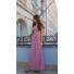 Kép 1/3 - Riviera ruha - mályva