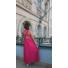 Kép 2/2 - Monaco megkötős ruha - pink