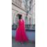 Kép 5/5 - Monaco megkötős ruha - pink