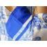 Kép 9/12 - Mykonos szett - kék (nadrág + top + kimonó)