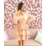 Kép 1/2 - Macaron dress - rózsaszín