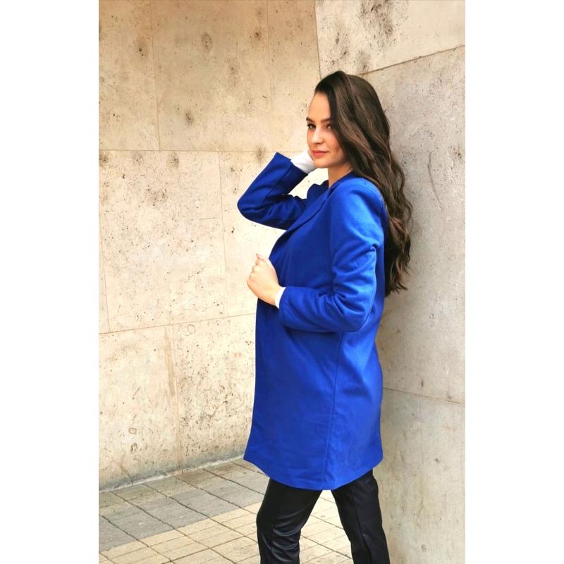 Amsterdam kabát - kék