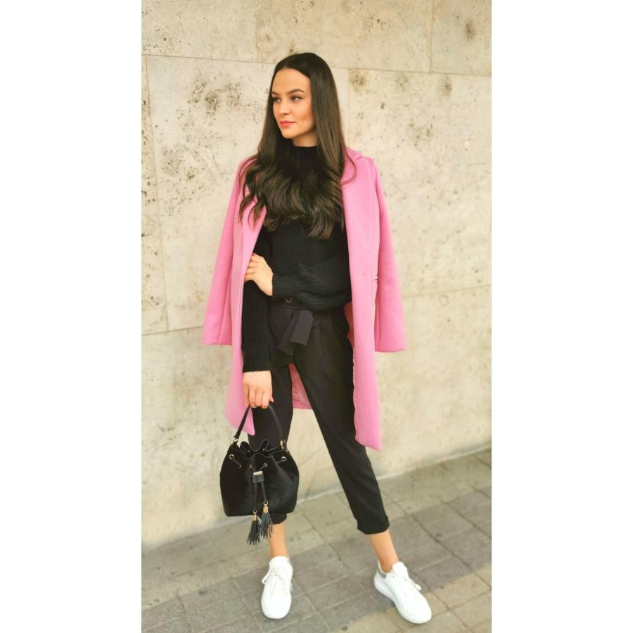 Amsterdam kabát - rózsaszín