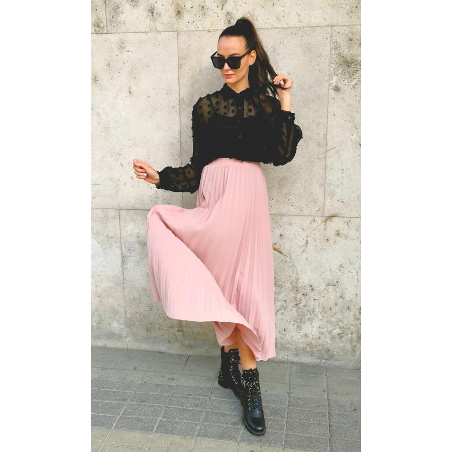 Dublin szoknya - rózsaszín