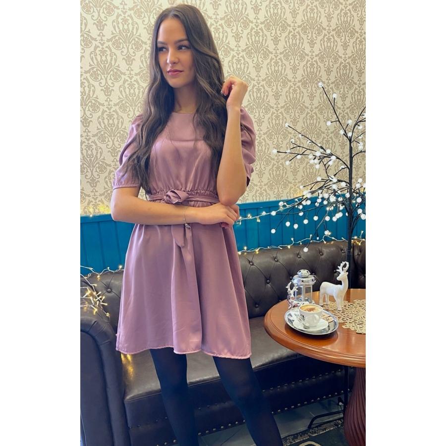 Festive ruha - mályva