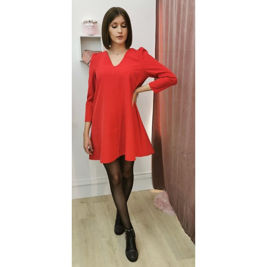 Lily ruha - piros