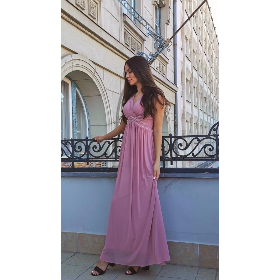 Riviera ruha - mályva