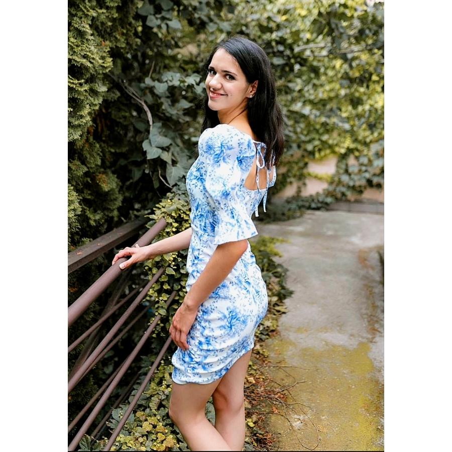 Rosemary ruha - kék