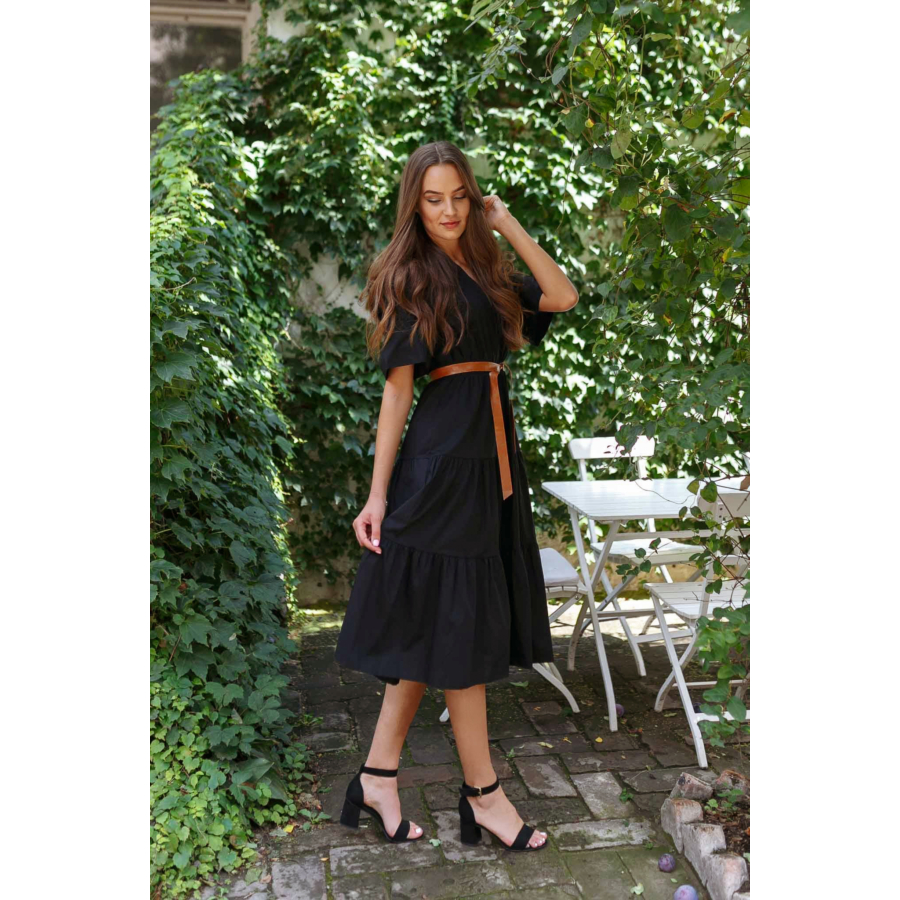 Indiana ruha - fekete