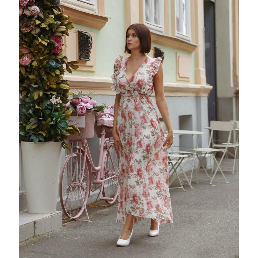 Rosebay maxi ruha